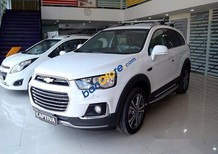 Bán ô tô Chevrolet Captiva đời 2017, màu trắng