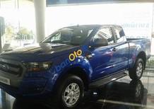 Bán Ford Ranger 2.2L XLS MT 4x2 đời 2017, màu xanh lam, nhập khẩu nguyên chiếc