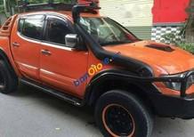 Cần bán xe Mitsubishi Triton đời 2010, màu cam, máy móc zin, bao thợ kiểm tra