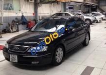 Chính chủ bán ô tô Ford Mondeo 2.5L đời 2004, màu đen