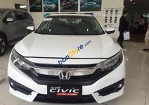 Bán xe Honda Civic 1.5L VTEC Turbo đời 2017, màu trắng, nhập khẩu Thái Lan - LH: 0985904400