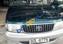 Bán xe Toyota Zace MT đời 2004 chính chủ, 285tr