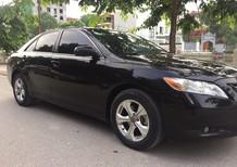 Bán xe Toyota Camry LE 2007 màu đen, xe nhập khẩu chính hãng