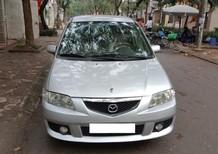 Cần bán Mazda Premacy 2004, màu bạc, 280tr