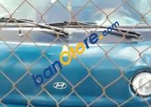 Bán xe Hyundai Porter 1250kg màu xanh, thùng inox