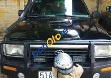 Cần bán Toyota 4 Runner năm 1989, xe ít sử dụng, máy êm, hai cầu dáng thể thao