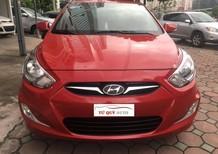 Xe Hyundai Accent Sedan 1.4AT 2012, màu đỏ