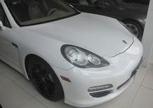 Bán xe Porsche Panamera 4S đời 2011, màu trắng, nhập khẩu, chính chủ