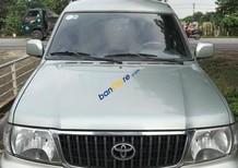 Cần bán gấp Toyota Zace Surf đời 2005, màu bạc chính chủ, giá chỉ 370 triệu