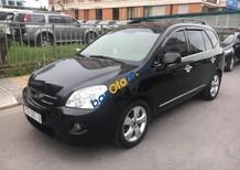 Chính chủ bán Kia Carens 2.0 đời 2009, màu đen