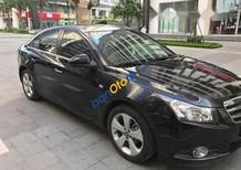 Cần bán lại xe Daewoo Lacetti CDX 1.6AT năm 2010, màu đen
