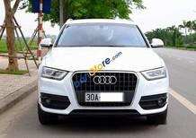 Cần bán xe Audi Q3 đời 2012, màu trắng, nhập khẩu chính hãng
