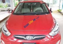 Bán xe cũ Hyundai Accent đời 2012, màu đỏ, nhập khẩu, 369 triệu