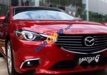 Bán xe Mazda 6 Facelift mới 2017 với bản 2.0 sedan, giá cạnh tranh