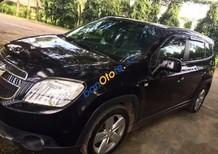 Bán Chevrolet Orlando đời 2012, màu đen số tự động