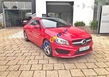 Cần bán lại xe Mercedes CLA250 đời 2016, màu đỏ, xe nhập