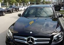 Bán Mercedes GLC 300 đời 2017, màu đen. Giao xe ngay