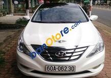 Bán xe cũ Hyundai Sonata 2012, màu trắng, nhập khẩu