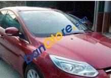 Bán xe cũ Ford Focus năm 2014, màu đỏ, nhập khẩu nguyên chiếc chính chủ, 670 triệu