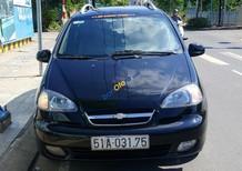 Cần bán lại xe Chevrolet Vivant CDX đời 2008, màu đen