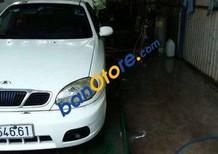 Chính chủ bán xe Daewoo Lanos MT đời 2003, màu trắng