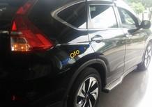 Xe Honda CR V 2.4  AT năm sản xuất 2014, màu đen