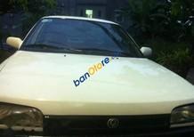 Bán xe cũ Mazda 323 1996, màu trắng, giá tốt