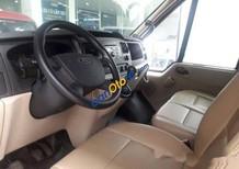 Bán Ford Transit Medium  Van đời 2016, màu bạc như mới