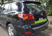 Bán Hyundai Santa Fe MT đời 2008, nội thất da, còn khá mới máy xăng 1 cầu, số sàn