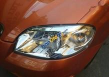 Cần bán lại xe Daewoo Gentra 2009, màu cam, không bị lỗi, không cấn đụng