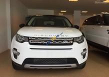 Bán xe LandRover Discovery Sport HSE đời 2016, màu trắng 0932222253