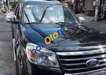Bán xe cũ Ford Everest đời 2011, màu đen số tự động