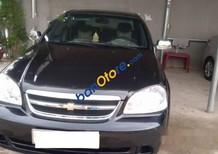 Cần bán gấp Daewoo Lacetti MT 2014, màu đen chính chủ