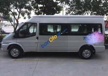 Bán Ford Transit đời 2014, màu bạc còn mới