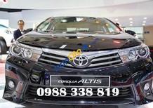 Cần bán xe Toyota Corolla Altis đời 2017, màu đen, 730 triệu