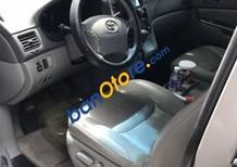 Bán Toyota Sienna đời 2007, màu bạc