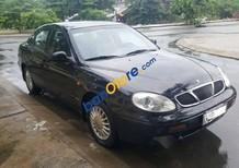Cần bán Daewoo Leganza đời 2001, màu đen, xe toàn bộ chỉnh điện, chính chủ