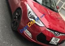 Bán Hyundai Veloster 2.0 AT đời 2011, màu đỏ