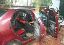 Xe Fiat Siena 1.3 sản xuất năm 2003, màu đỏ
