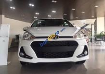 Bán Hyundai Grand i10 1.0 đời 2017, màu trắng