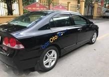 Bán Honda Civic 2.0 AT năm 2008, màu đen chính chủ, 418tr