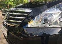 Bán xe Nissan Teana 2011, màu đen, giá chỉ 630 triệu