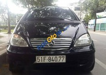 Cần bán Mercedes A140 đời 2003, màu đen, xe nhập