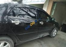Cần bán gấp Toyota Corolla altis đời 2005, màu đen, nhập khẩu