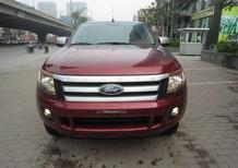 Bán ô tô Ford Ranger 2015, màu đỏ, nhập khẩu
