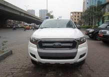 Cần bán gấp Ford Ranger 2016, màu trắng, nhập khẩu, giá 615tr