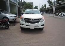 Cần bán lại xe Mazda BT 50 2015, màu trắng, xe nhập