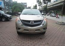 Cần bán xe Mazda BT 50 2014, màu vàng, nhập khẩu nguyên chiếc