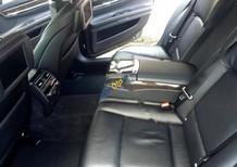 Cần bán lại xe BMW 7 Series 730Li năm 2011, màu đen, nhập khẩu nguyên chiếc