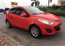 Bán Mazda 2S 1.5AT, sản xuất 2013, số tự động, màu đỏ, xe một chủ nữ chạy từ đầu
